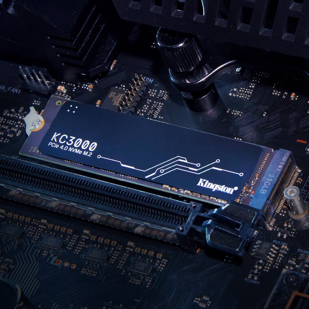 Kingston KC3000: arriva il primo SSD PCI …