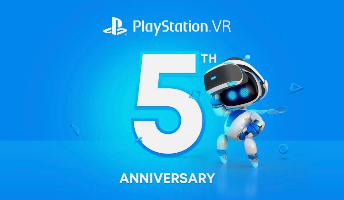 PS VR compie 5 anni e Sony regalerà alt …