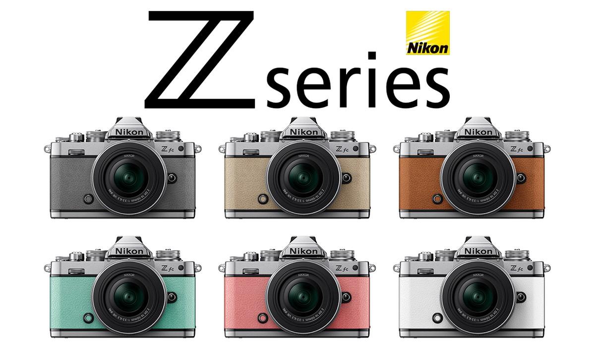 Nikon Z fc: la mirrorless disponibile in …