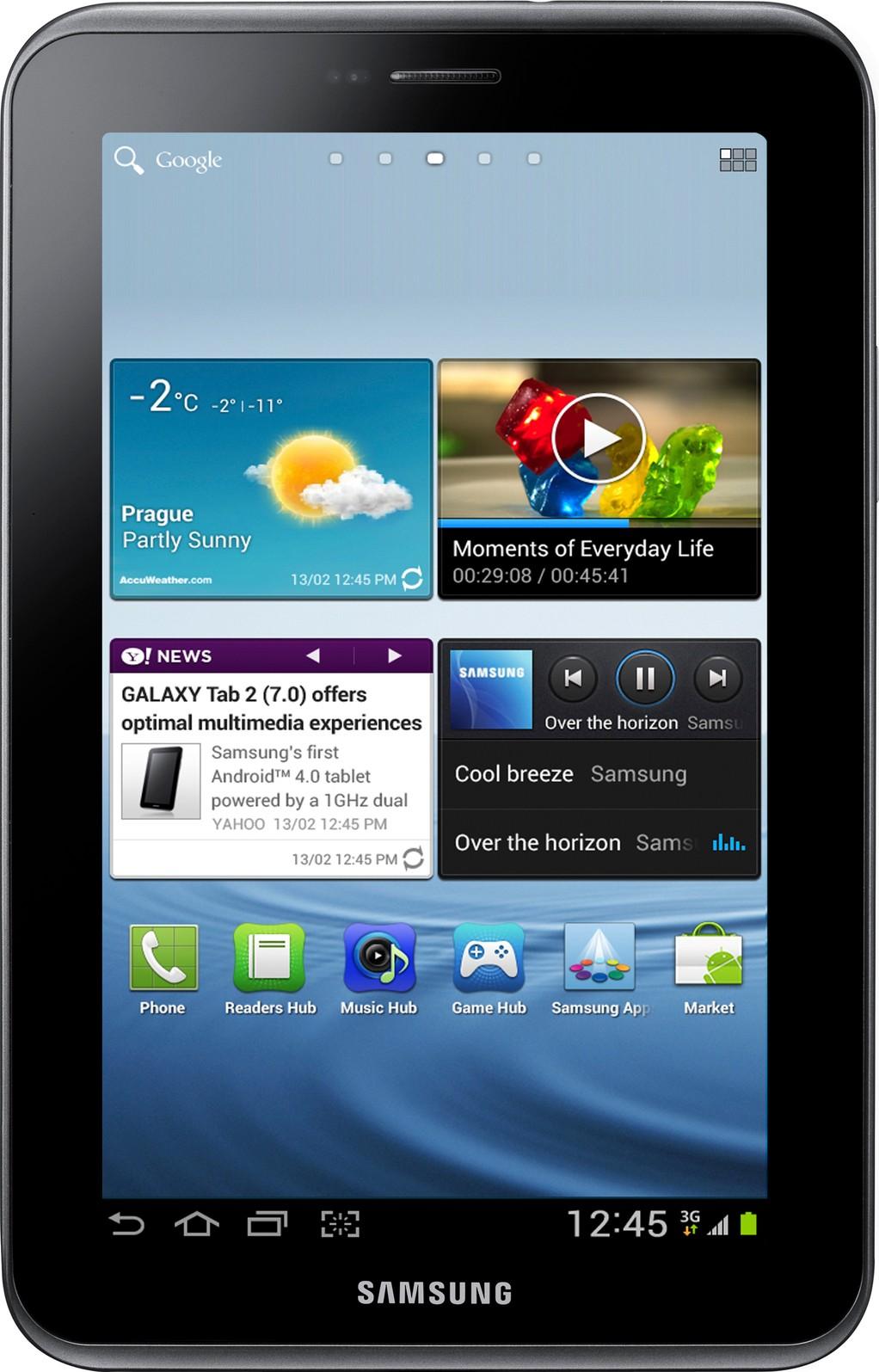 Samsung Galaxy Tab 2 7