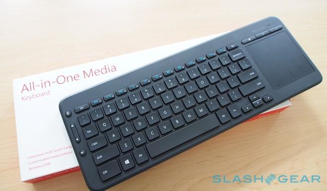 Microsoft lancia la tastiera per le Smart TV   DDay.it