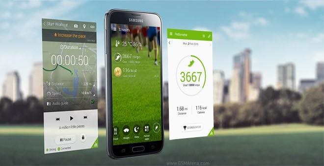 Samsung Aggiorna L Applicazione S Health Arriva La Grafica In Stile Material Hdblog It