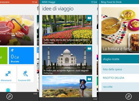 Le App Msn Food Drink Salute Benessere E Viaggi Saranno Ritirate In Autunno Hdblog It