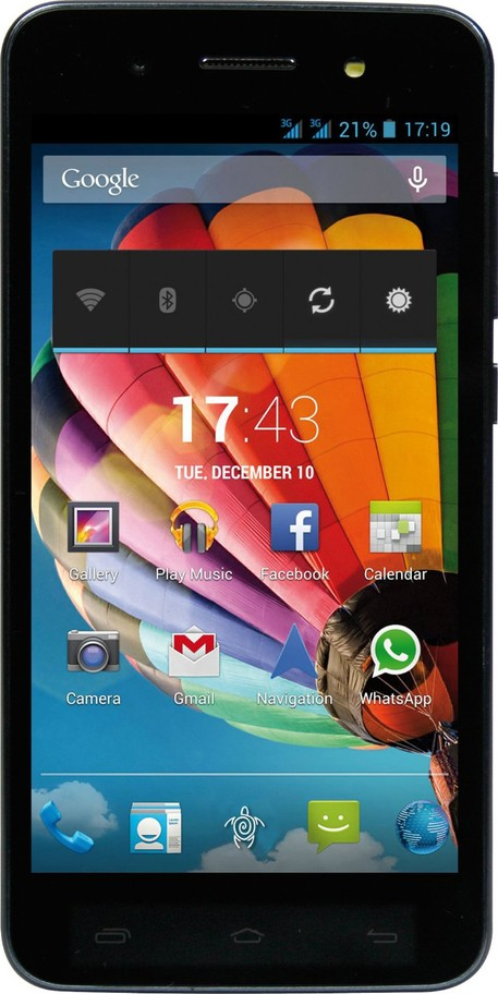 Mediacom PhonePad Duo S470
