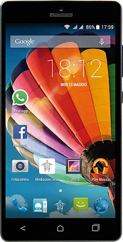 Mediacom PhonePad Duo S510