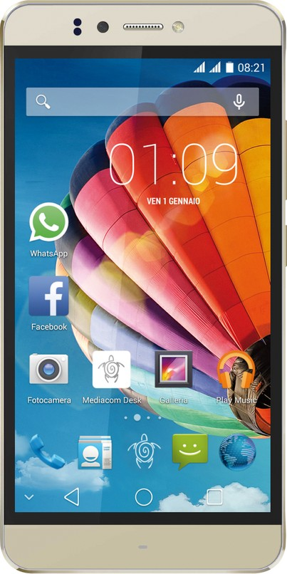 Mediacom PhonePad Duo S531