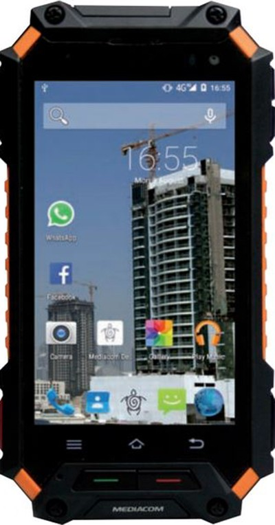 Mediacom PhonePad Duo R450