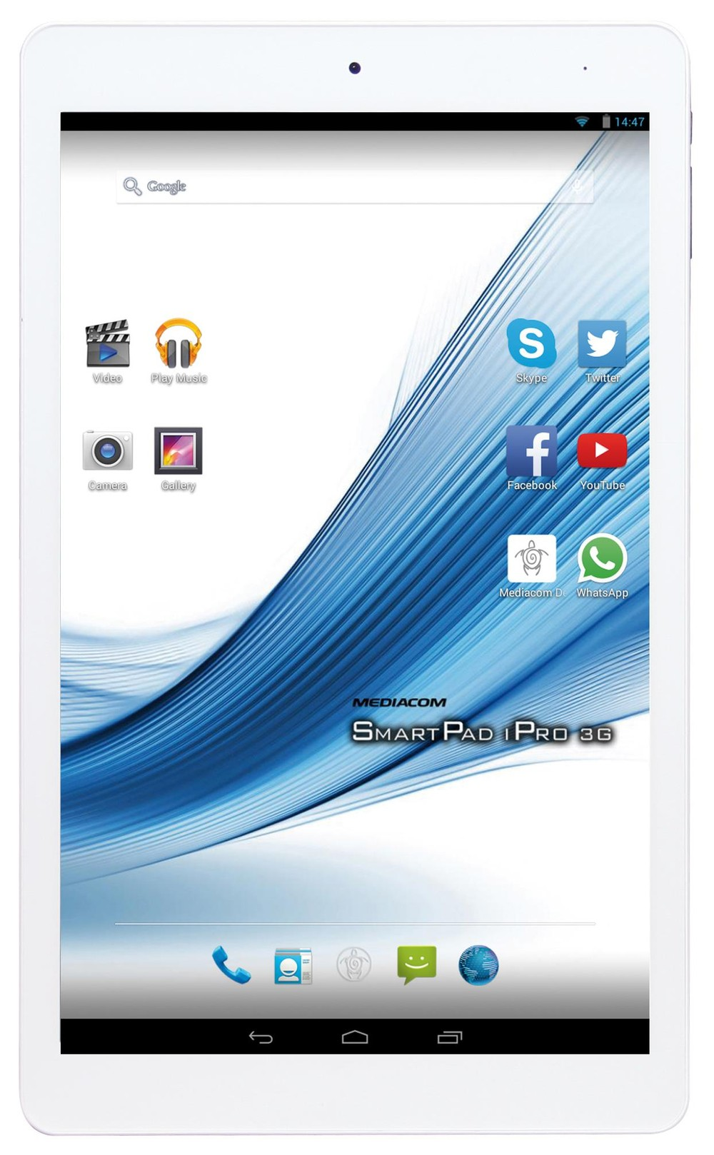 Mediacom SmartPad 10.1 iPro 3G