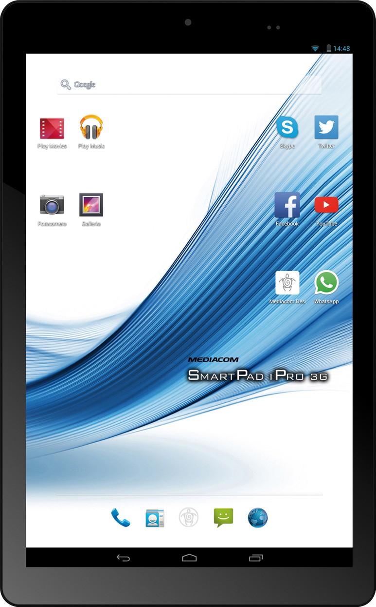 Mediacom SmartPad 10.1 HD iPro111 3G