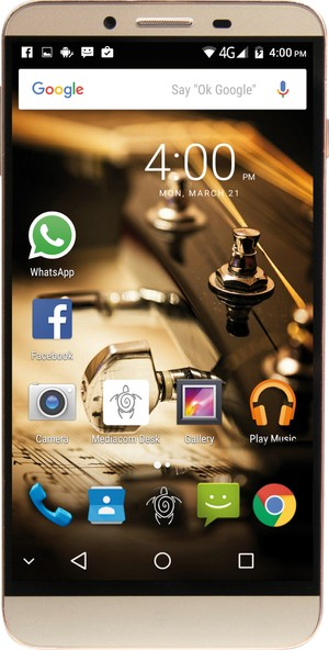 Mediacom PhonePad Duo X555U