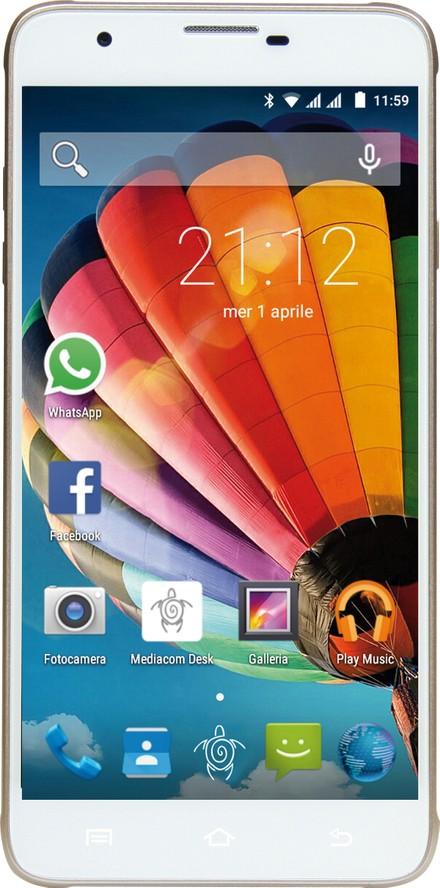 Mediacom PhonePad Duo G551