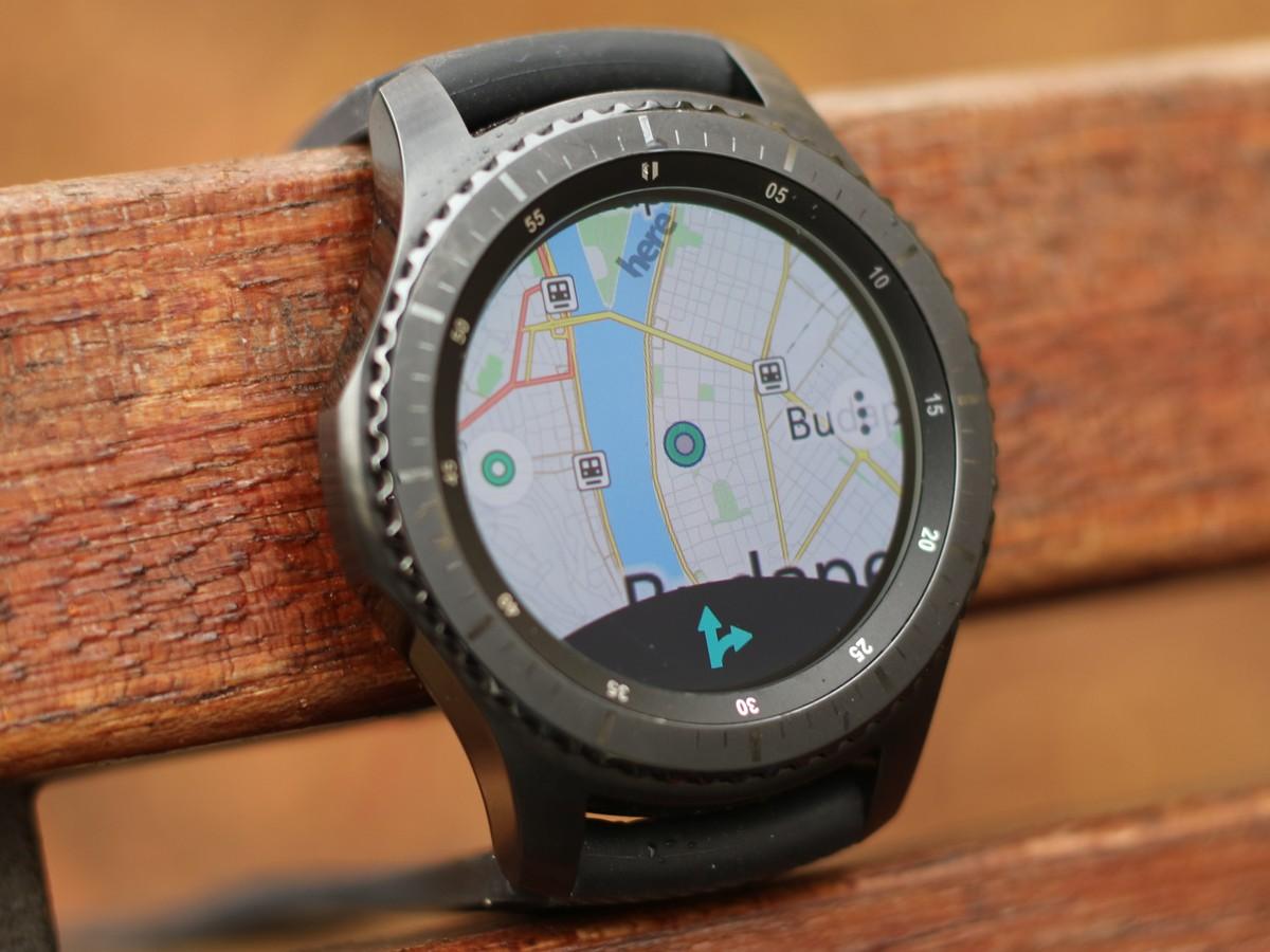 spesso Samsung aggiorna Gear S3 e Gear Sport: tante novità ereditate da OM39