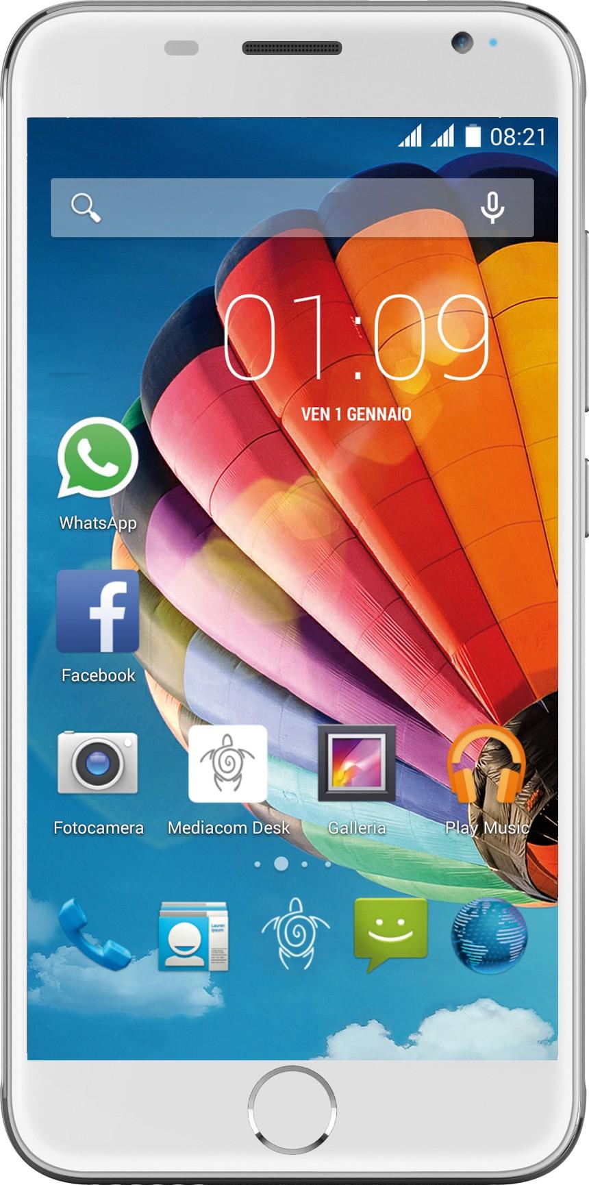 Mediacom PhonePad Duo X532L