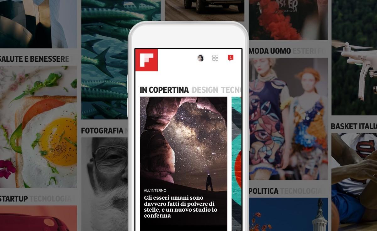 Flipboard Si Aggiorna Con Un Nuovo Design E Una Maggiore Personalizzazione Dei Contenuti Hdblog It