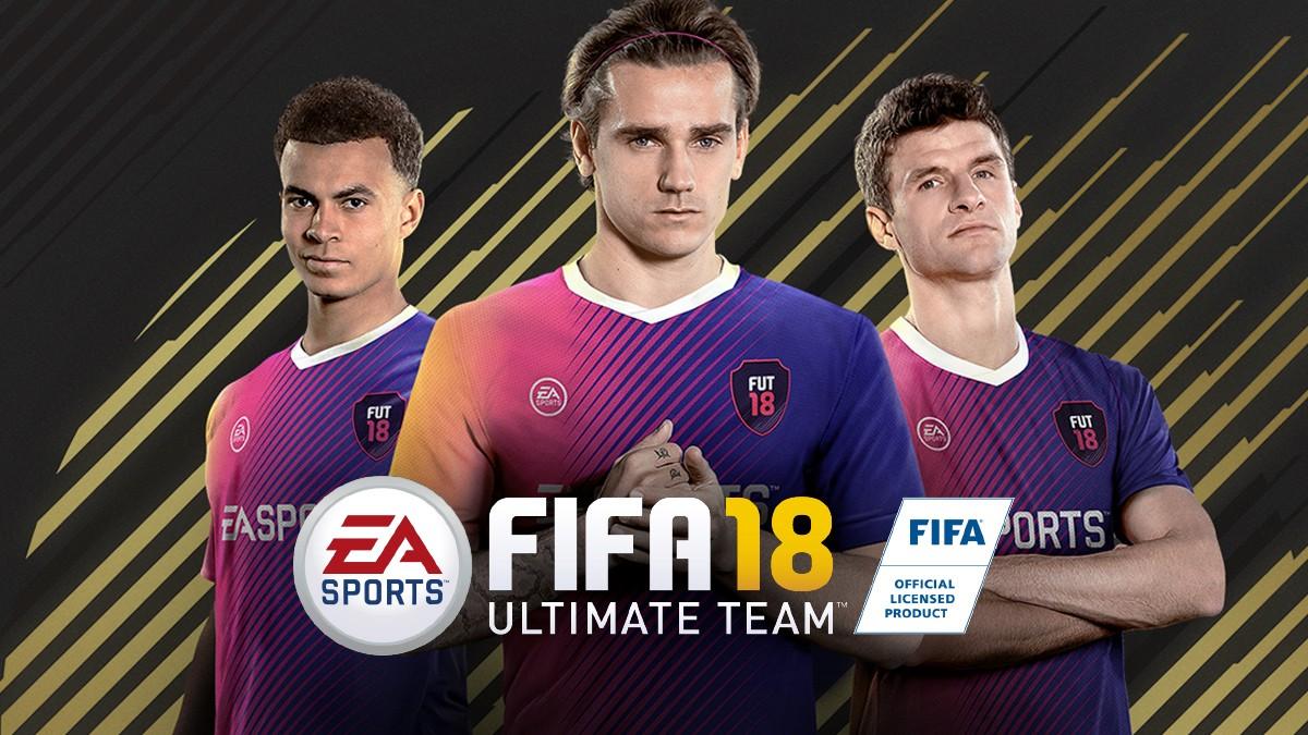 Fifa 18 Ultimate Team Web App