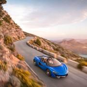 McLaren: entro l'anno arriverà una Sports Series con motore V6 ibrido Plug-in