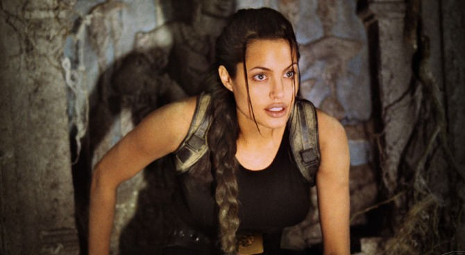 Lara Croft Tomb Raider: Kolebka życia [2003] | Angelina