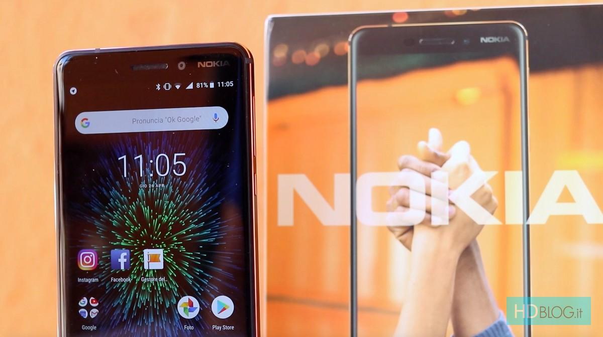 Nokia 6.1 con patch di maggio: riscontrati problemi alla ...
