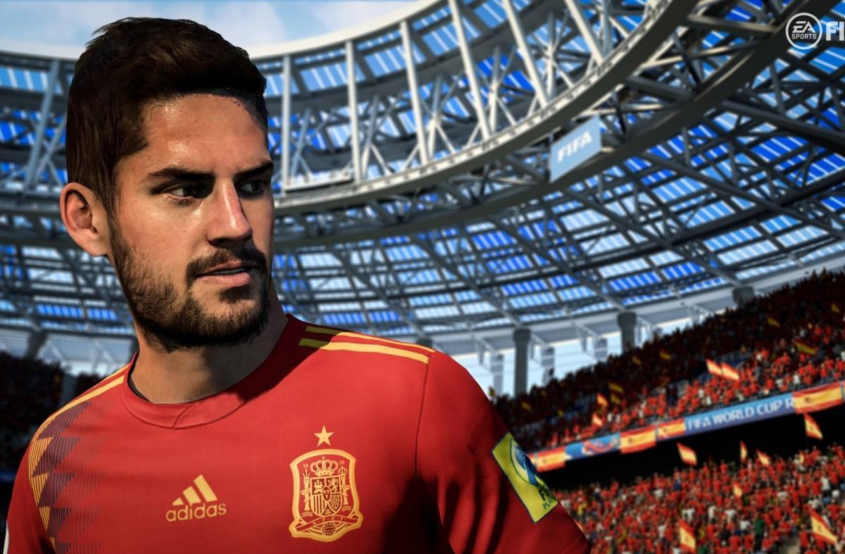 SCARICA FIFA 18 DLC MONDIALI COME
