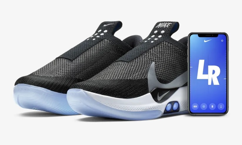 Nike Adapt BB, le nuove scarpe con autolacci adattivi