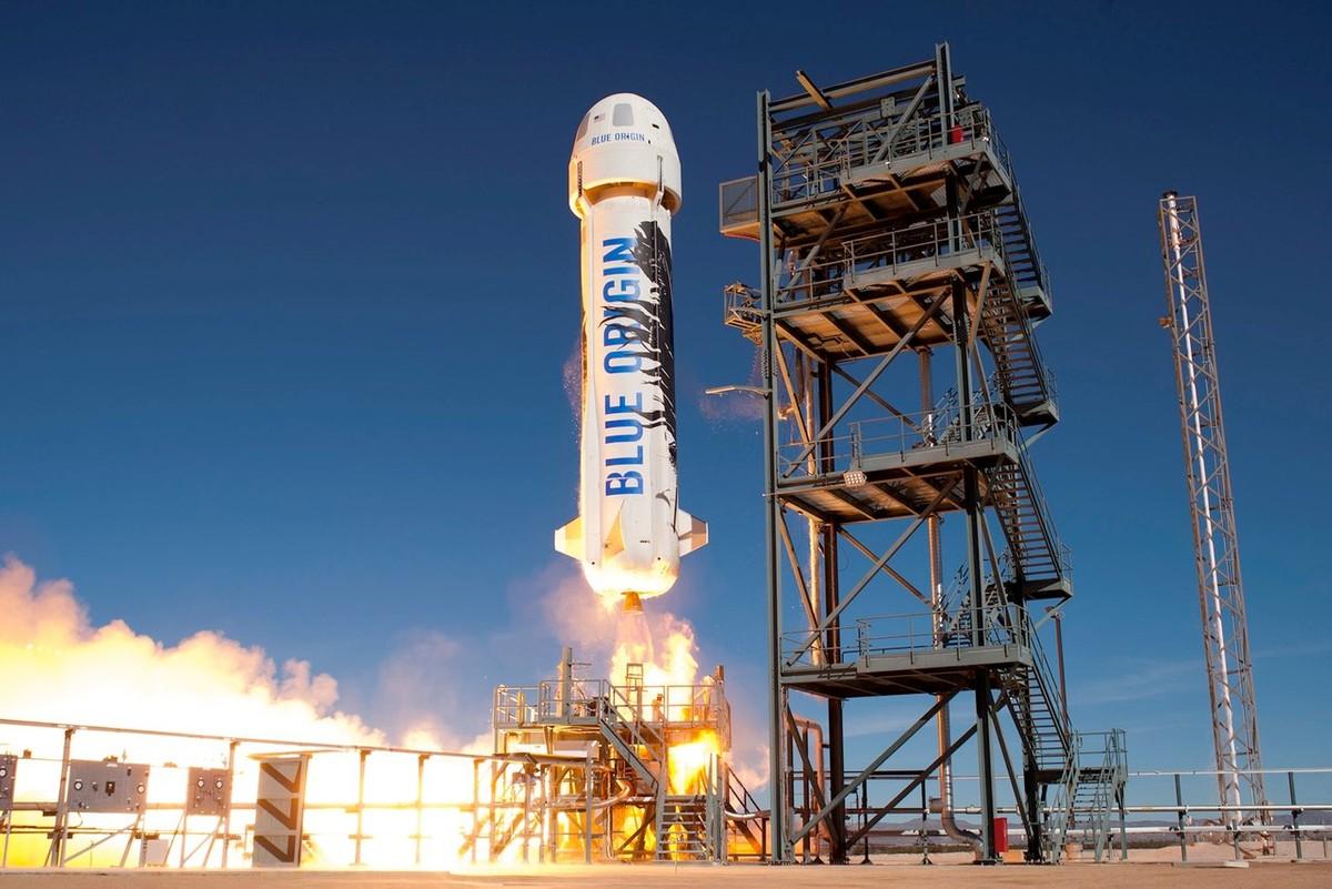 Blue Origin: domani il lancio di New She …