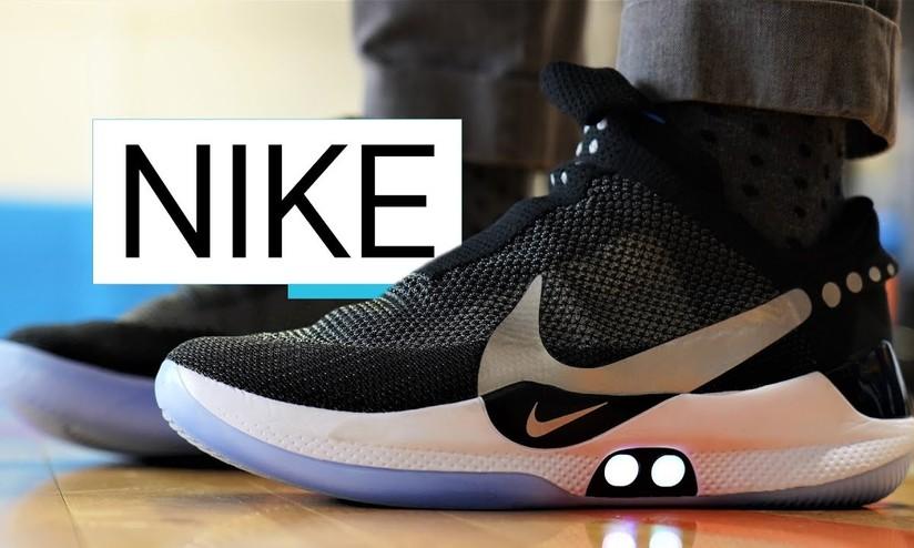 Ho provato le Nike Adapt BB autoallaccianti: marketing o