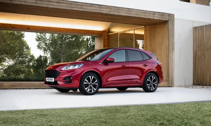 Nuova Ford Kuga Ibrida Caratteristiche E Consumi Hdmotori It