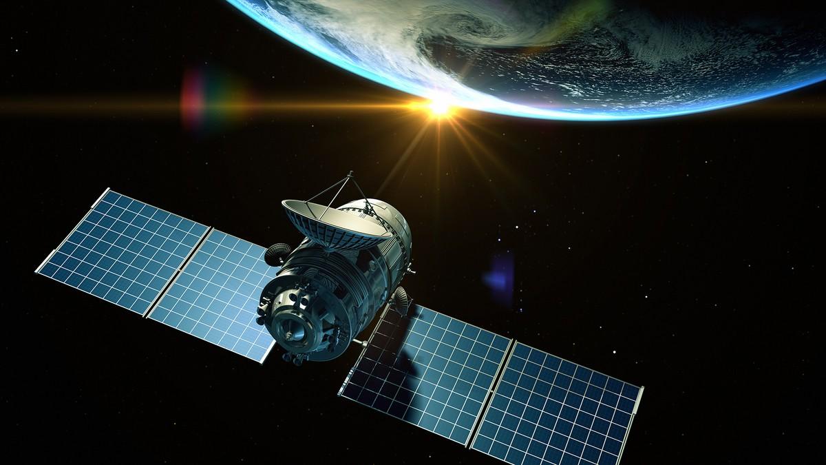 Avete mai visto 56 satelliti in fila indiana? Guardate il