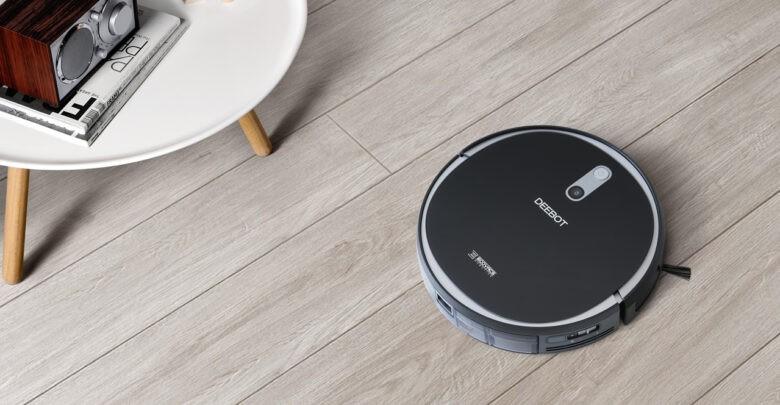 Controllo tramite App e Alexa ECOVACS DEEBOT U2 potente robot aspirapolvere con funzione lavaggio e pulizia sistematica