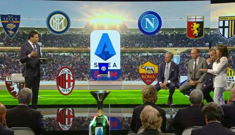 Serie A Tim Ecco Il Calendario 266 Incontri Su Sky E Il Resto Su Dazn Hdblog It