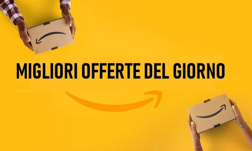 Super offerte del giorno Amazon: TV Samsung 55