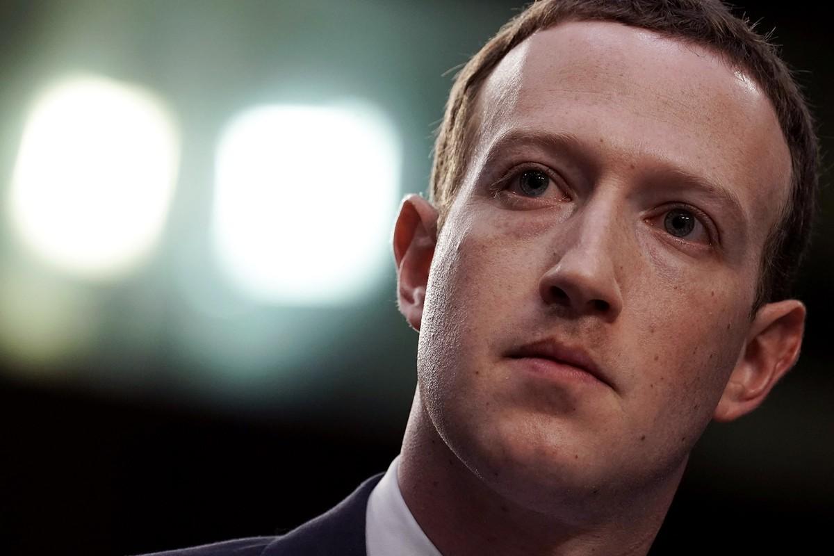 Facebook, Zuckerberg è sempre meno amat …