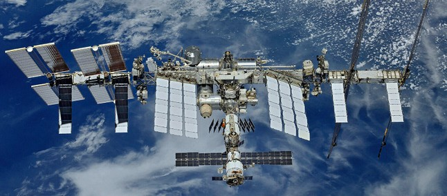 ISS - Weltraumstation