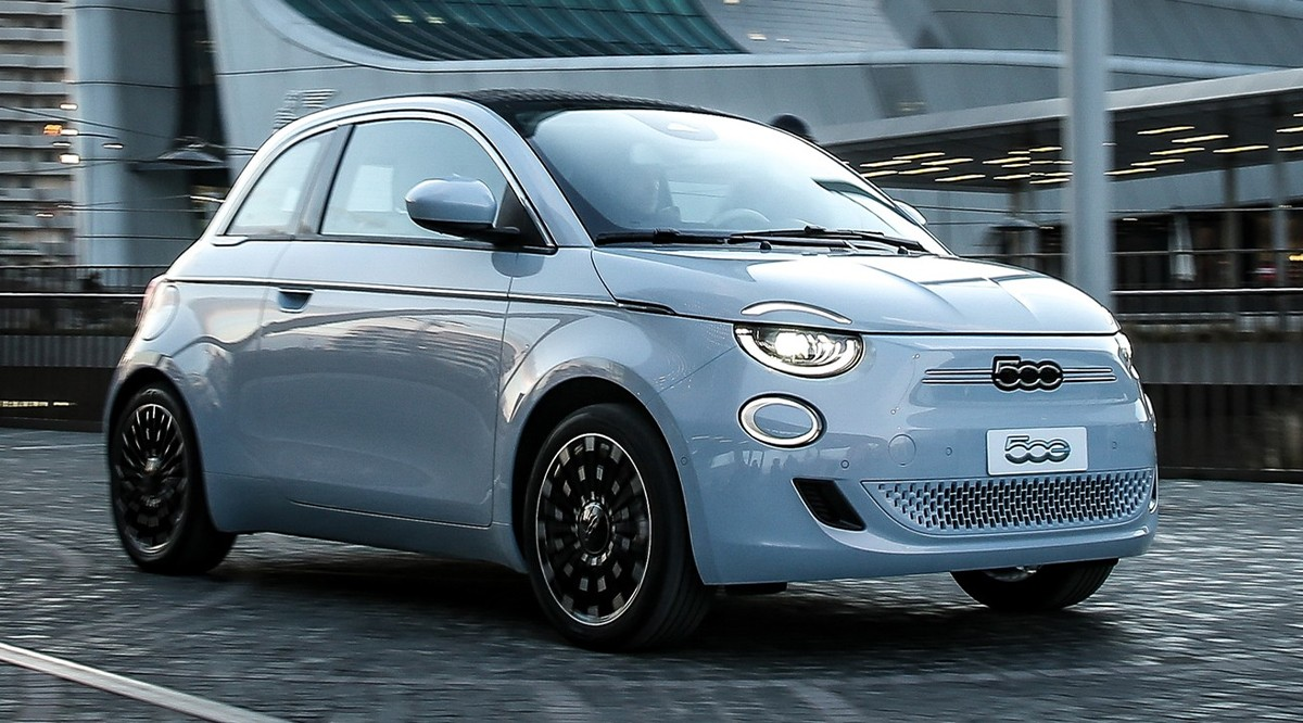 Fiat 500e: prezzo e autonomia dell'elettrica cittadina - HDmotori.it