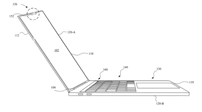 Apple continua a pensare a MacBook e iMac con Face ID: nuovo brevetto - image  on https://www.zxbyte.com
