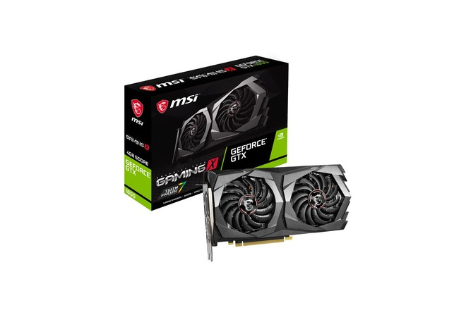 MSI annuncia le nuove GeForce GTX 1650 D6 con memoria GDDR6 - image  on https://www.zxbyte.com
