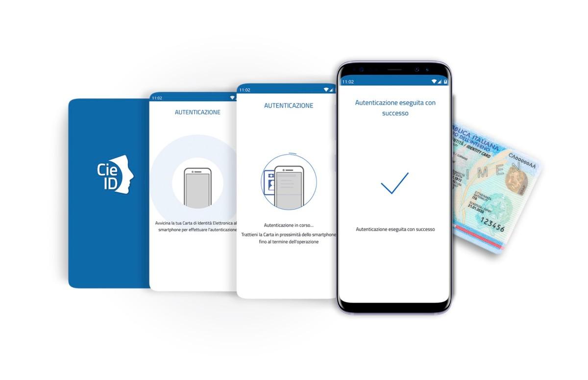 Smartphone Android O Ios App E Cie 3 0 Per Accedere Ai Servizi Delle Pa Hdblog It