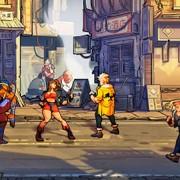 Streets of Rage 4, un video per i leggendari personaggi del franchise