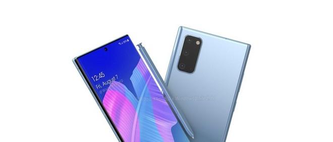 Samsung Galaxy Note 20: display 120 Hz solo sul Plus, modello base a 60 Hz | Rumor - image  on https://www.zxbyte.com