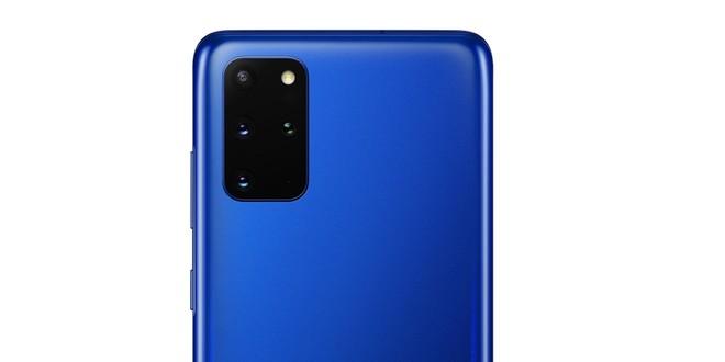 Samsung Galaxy S20+ 5G si tinge di blu anche in Europa (ma non ancora in Italia) - image  on https://www.zxbyte.com