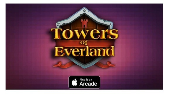 Towers of Everland in esclusiva su Apple Arcade, RPG con visuale in prima persona - image  on https://www.zxbyte.com