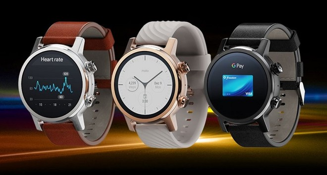 Motorola, smartwatch top gamma con Snapdragon Wear 4100 in arrivo - image  on https://www.zxbyte.com