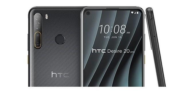 HTC Desire 20 Pro: disponibili al download gli sfondi ufficiali - image  on https://www.zxbyte.com