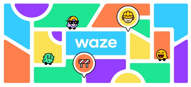 Waze, nuovo look all'insegna del colore - image  on https://www.zxbyte.com