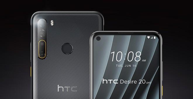 HTC Desire 20 Pro disponibile all'acquisto in Italia a 279 euro - image  on https://www.zxbyte.com