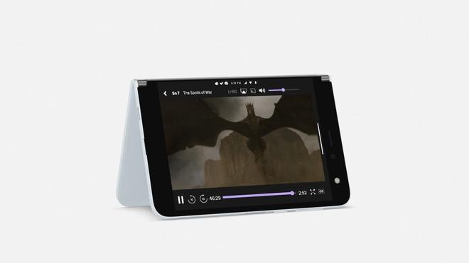 Surface Duo con kickstand? Microsoft ci sta pensando - image  on https://www.zxbyte.com