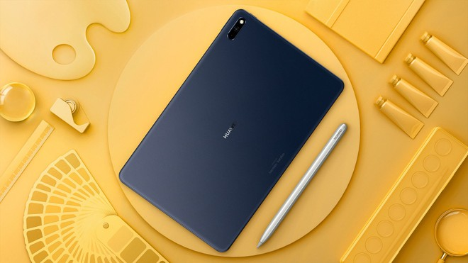 Huawei MatePad 5G ufficiale: sotto la scocca batte un Kirin 820 - image  on https://www.zxbyte.com