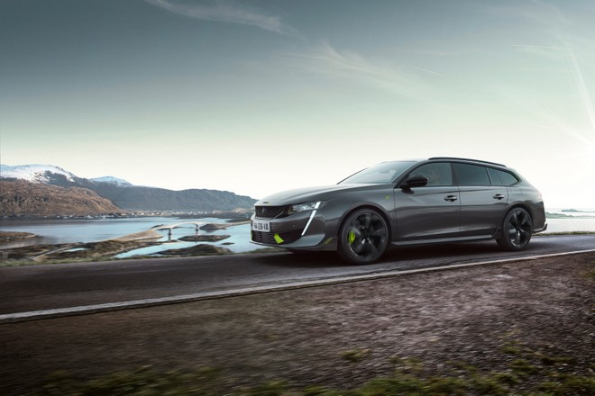 peugeot 508 station occasion