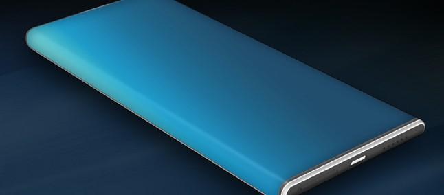 OPPO brevetta uno smartphone con display super curvo e fotocamera integrata - image  on https://www.zxbyte.com