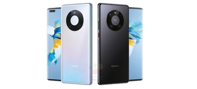 Huawei Mate 40 Pro esce allo scoperto: scheda tecnica e render stampa - image  on https://www.zxbyte.com